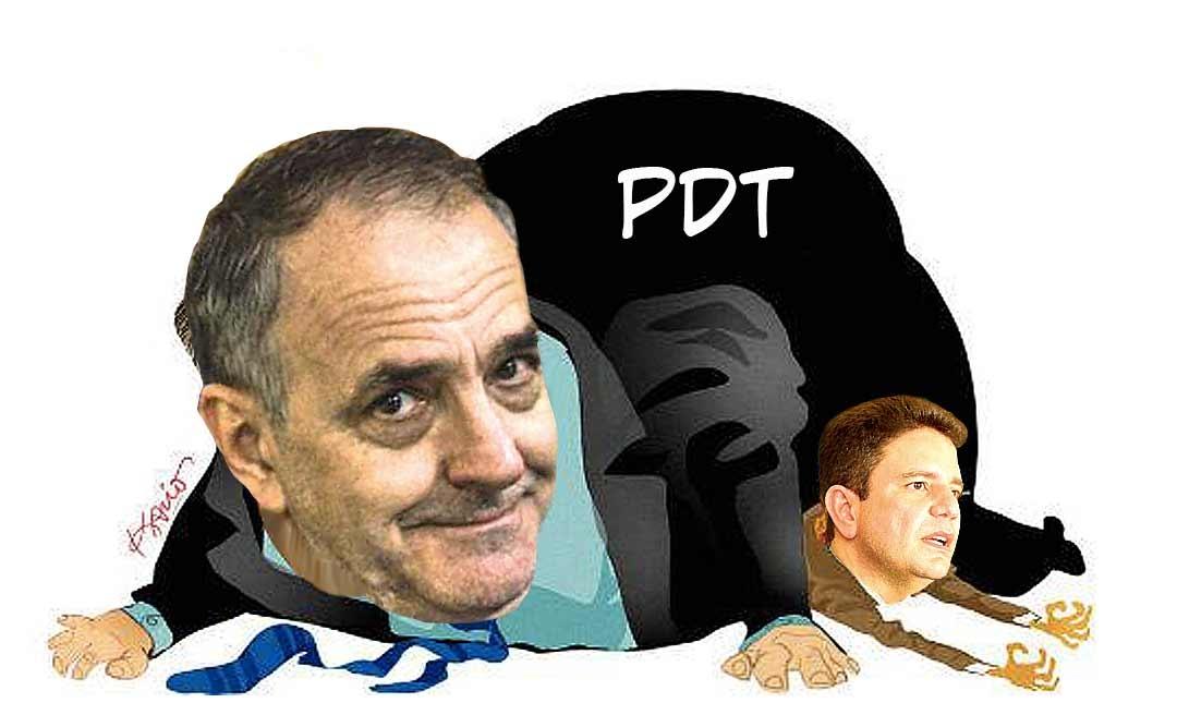 Novos cargos para o PDT de Tchê podem causar nova revolta na base de governo