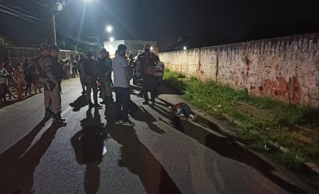 Jovem vem à cidade sacar o auxílio emergencial e perde a vida no Aeroporto Velho