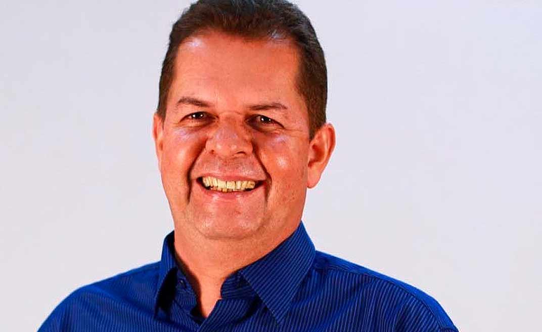Prefeito de Feijó Kiefer Cavalcante testa positivo para a covid-19