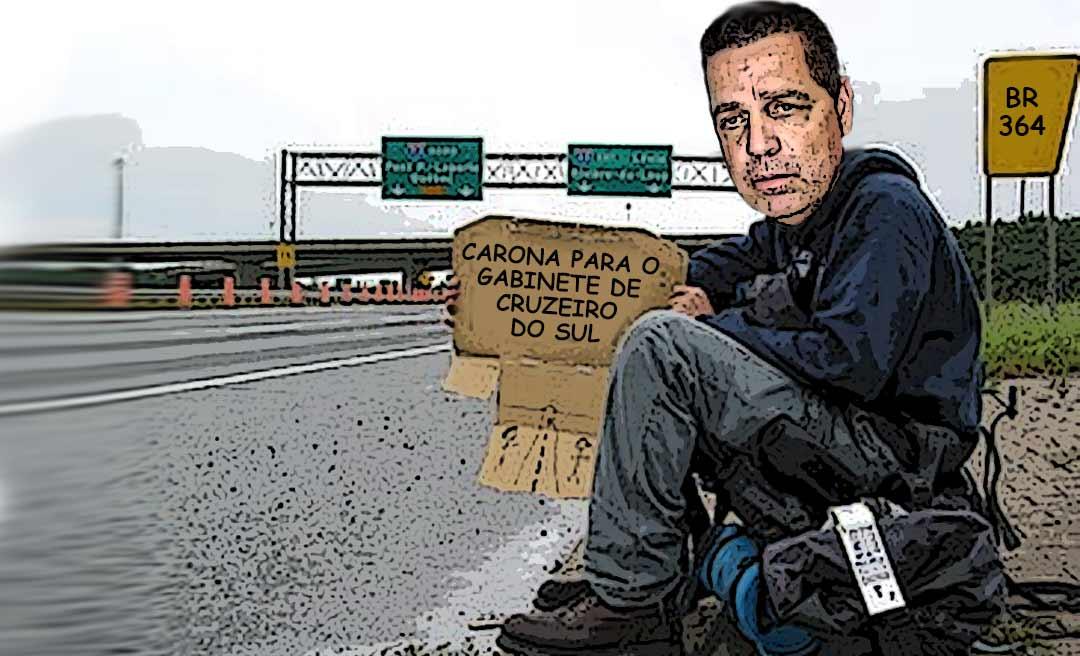 """""""Carona não é proibida, o que acontece é que no Estado virou regra"""", diz Rocha sobre aquisições do gabinete dele"""