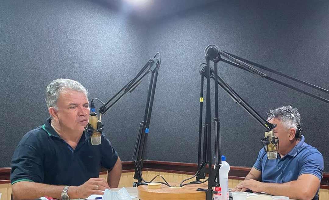 Petecão diz que vai ser governador do Acre e não poupa críticas ao governo de Gladson