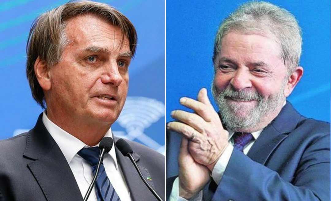 Bolsonaro lidera preferência do eleitorado acreano e bate Lula e Ciro Gomes